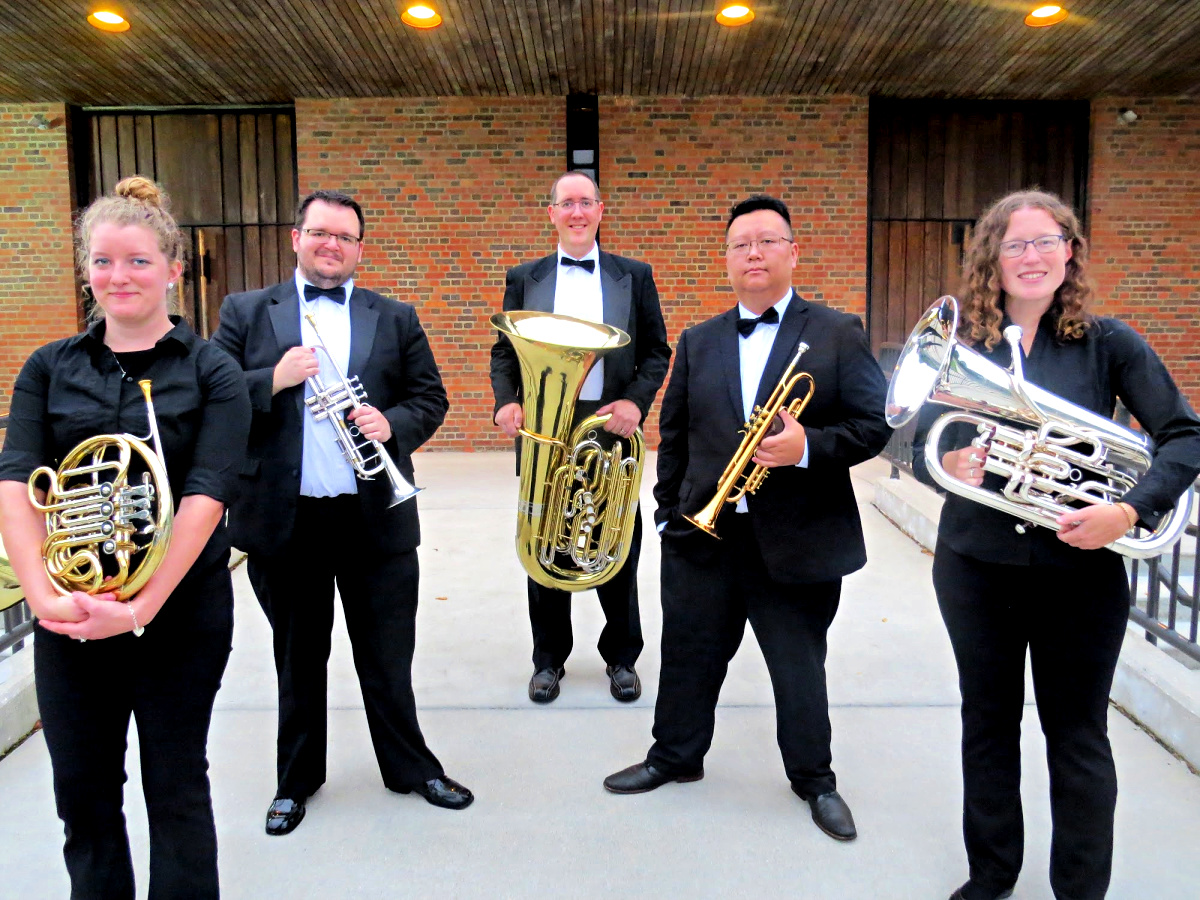 About Beer City Brass, brass ensemble in Grand Rapids, Michigan