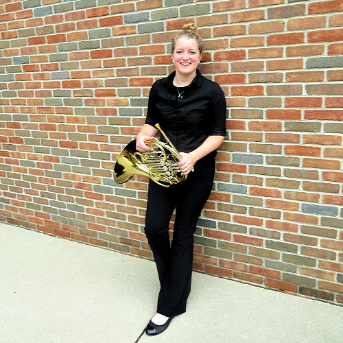 Kristina Spivey | French horn, Beer City Brass