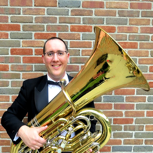 Matthew Palmieri | Tuba, Beer City Brass