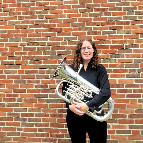 Sarah Powell | Euphonium, Beer City Brass